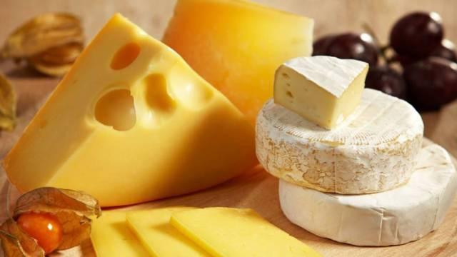 Dieta com queijo
