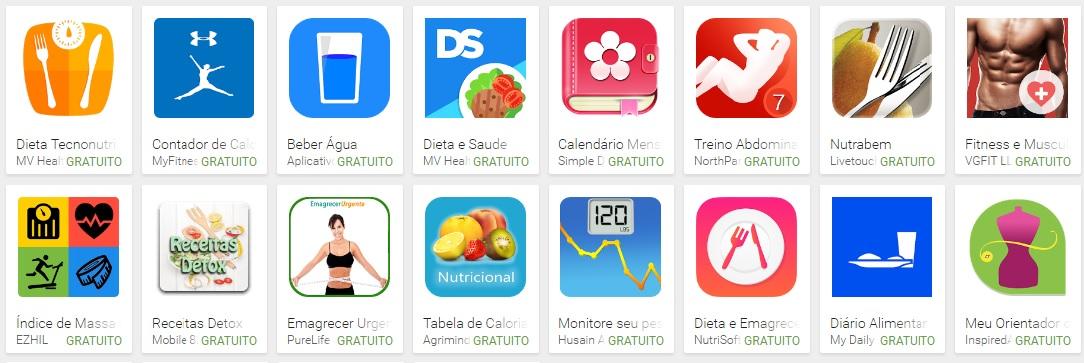 aplicativos para emagrecer rapido